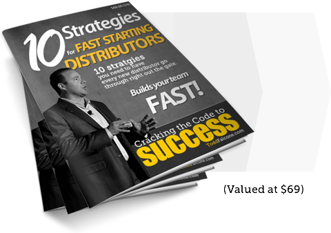 10 Strategies For Fast Starting Distributors