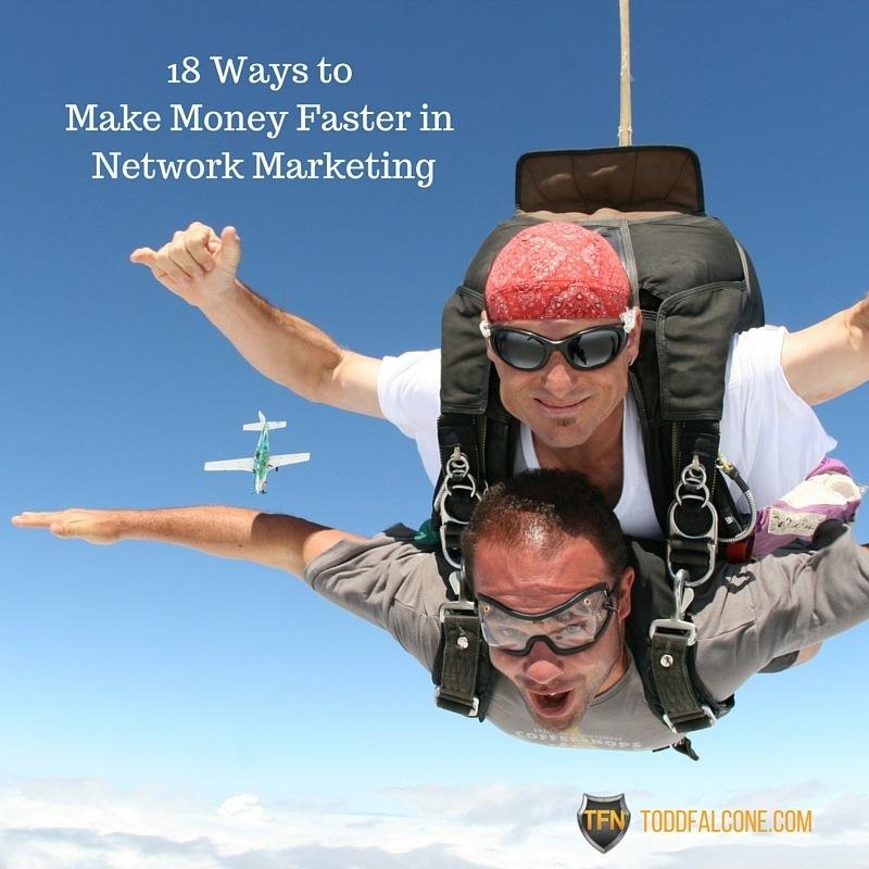 make-money-fast-in-network-marketing