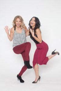 Marina Simone & Rachel Ortense
