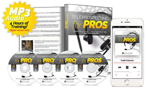 TeleProspecting for Pros