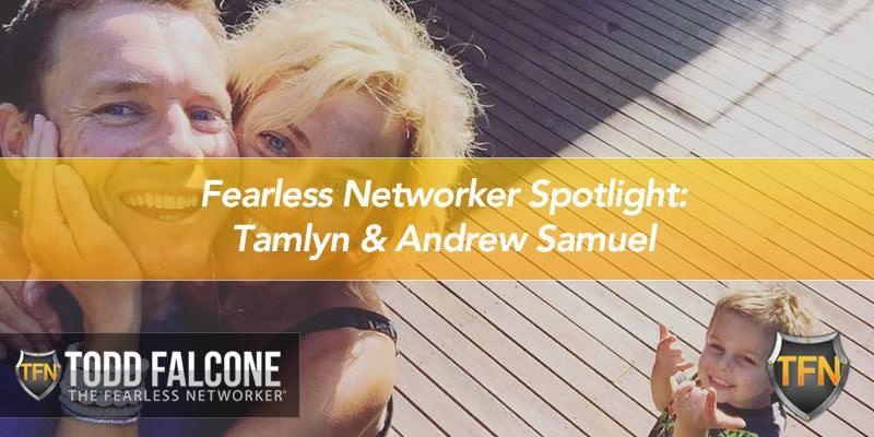 Tamlyn and Andrew Samuel